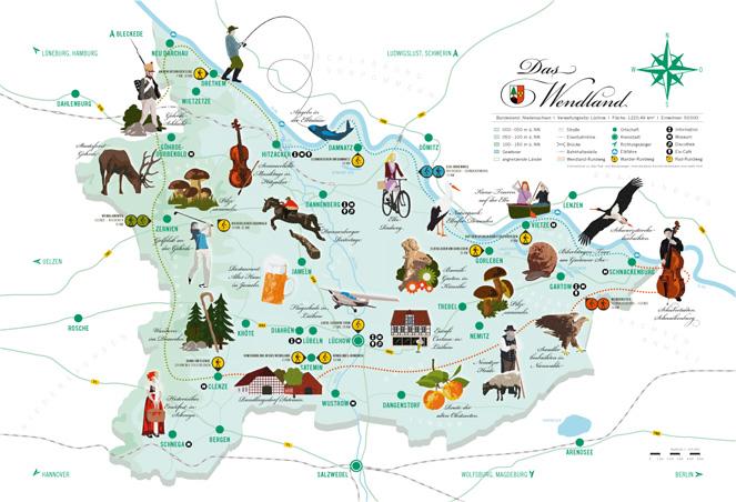 Kulturelle Landpartie Karte.Landluft Das Wendland Magazin Veranstaltungen